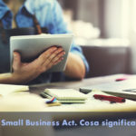 Small-Businees-Act-Cosa-significa